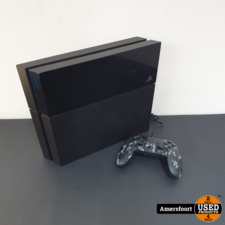 Sony Playstation 4 500GB | Incl. Bekabelde Controller