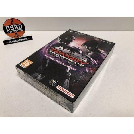 PS3: Tekken Tag Tournament 2 - We are Tekken Edition (Geseald)