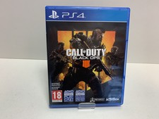 PS4: Black Ops 4