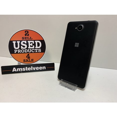 Nokia Lumia 650 Zwart