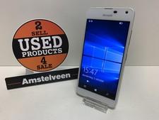 Nokia Lokia Lumia 650 Wit