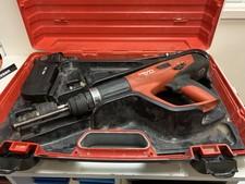 hilti Hilti DX 460 & MX 72 Beton Schiethamer   in Koffer