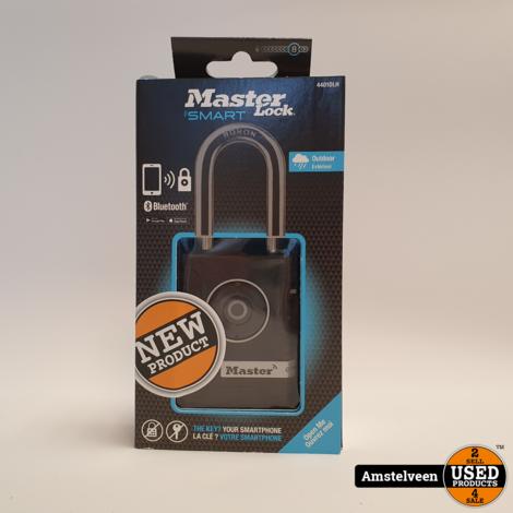MasterLock 4401EURDLH Hangslot met Bluetooth Voor buitengebruik | Nieuw in Doos