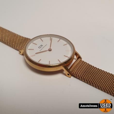 Daniel Wellington Petite Melrose Dames Horloge 28mm | Nette Staat