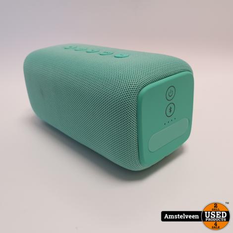 Fresh 'n Rebel Rockbox Bold Bluetooth Speaker Mintgroen | Nette Staat