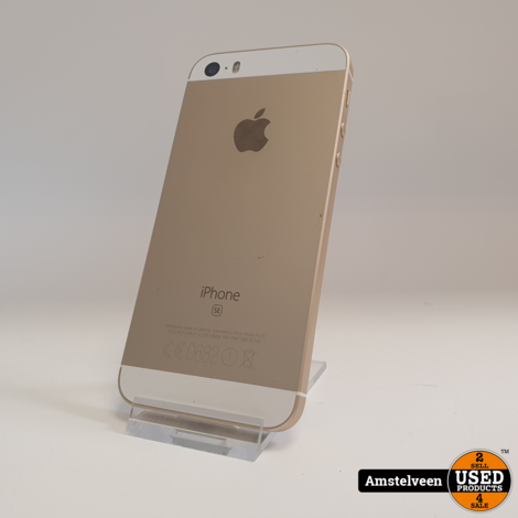iPhone SE 32GB Gold/Goud | Nette Staat