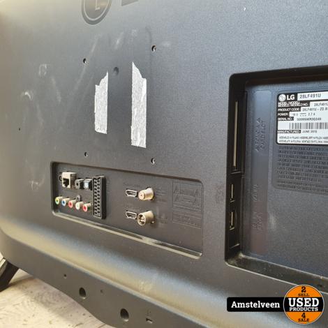 LG 28LF491U 28-inch Smart LED TV Zwart/Black   Nette Staat