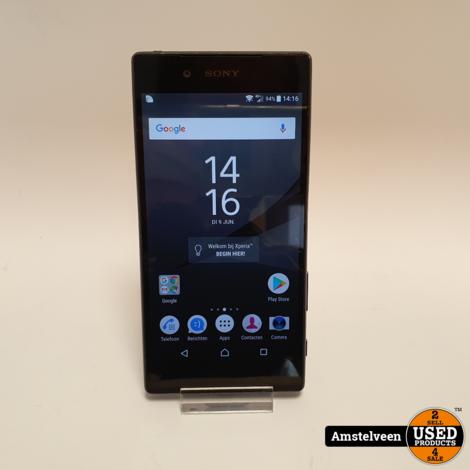 Sony Xperia Z5 32GB Zwart/Black | incl. Lader & Garantie