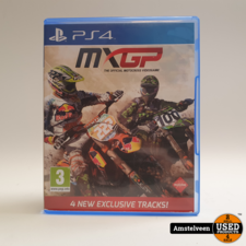 Playstation 4 Game: MXGP - The Official Motocross Videogame