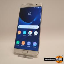 Samsung Samsung Galaxy S7 EDGE 32GB Wit/White | Nette Staat