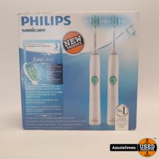 Philips Philips HX6512/02 Elektrische Tandenborstel Duo Set | Nieuw