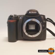 Nikon Nikon D50 Body Zwart/Black | incl. Lader & Garantie