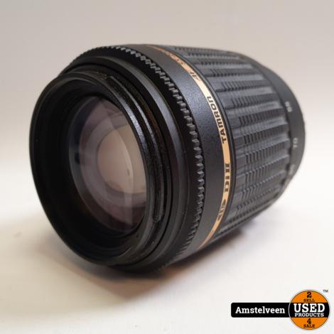 Tamron AF 55-200mm F/4-5.6 LD Macro (Sony) | Nette Staat in Doos