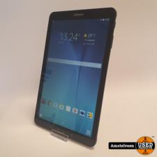 Samsung Samsung Galaxy Tab E 9.6 8GB Zwart/Black | incl. Lader & Garantie