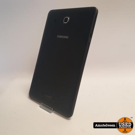 Samsung Galaxy Tab E 9.6 8GB Zwart/Black | incl. Lader & Garantie