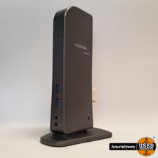 Toshiba dynadock U3.0 Grijs/Gray | Nette Staat