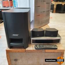 Bose Bose AV3-2-1 iii Media Center Set   incl. AB Remote   Nette Staat