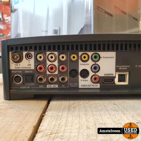 Bose AV3-2-1 iii Media Center Set   incl. AB Remote   Nette Staat