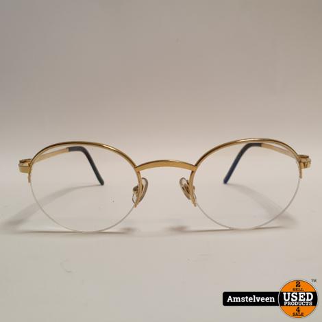 Cartier Mogok 3228349 Gold Saphire 45/21-130 | Nette Staat
