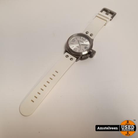 TW Steel Horloge TW535 45mm Horloge Quartz | Nette Staat