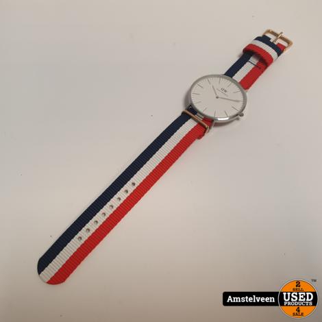 Daniel Wellington Classic Canterbury 40mm Horloge