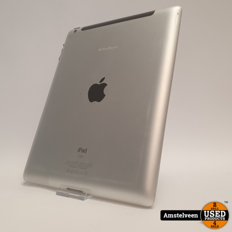 iPad 3 16GB WiFi & 3G Silver | incl. Lader & Garantie