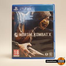 Playstation 4 Game: Mortal Kombat X