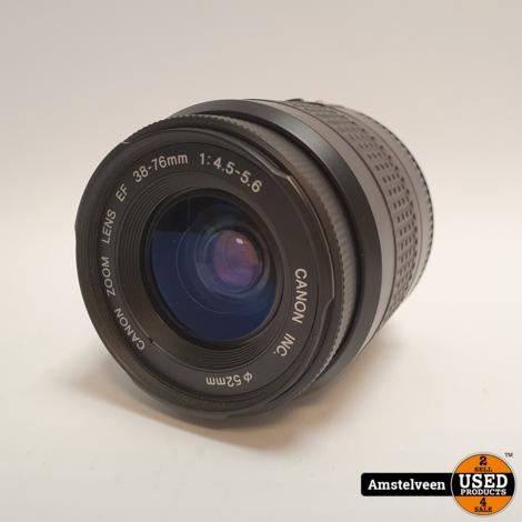 Canon 38-76mm EF 1:4.5-5.6 Lens | Nette Staat