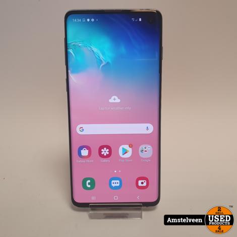 Samsung Galaxy S10 128GB White | Nette Staat