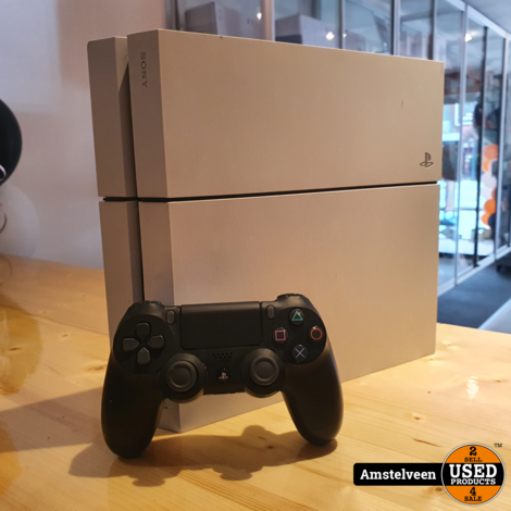 Playstation 4 2TB White/Wit | Nette Staat