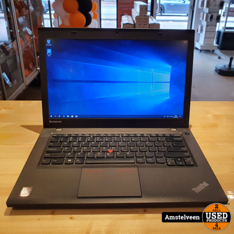 Lenovo Thinkpad T440 14-inch | 4GB i5 500GB HDD | Nette Staat