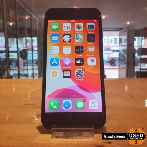 iPhone 8 64GB Space Gray   Nette Staat