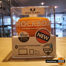 Fresh´n Rebel Rockbox Round H2o BT Speaker | Nieuw