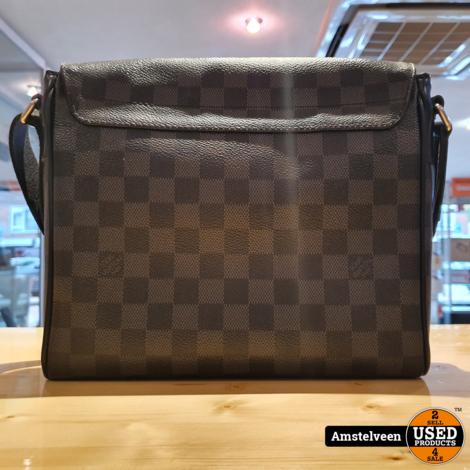 Louis Vuitton M4400 District Damier PM Bag 2017 | Nette Staat incl. Factuur