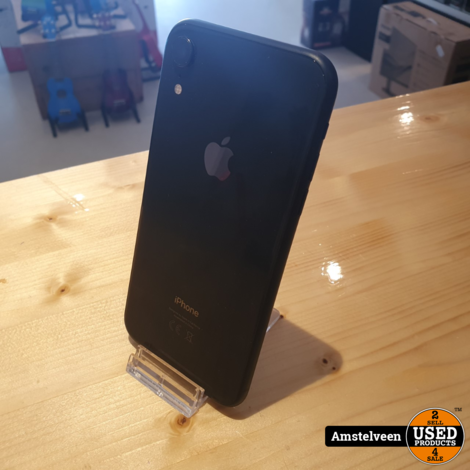 iPhone Xr 128GB Space Gray | Nette Staat