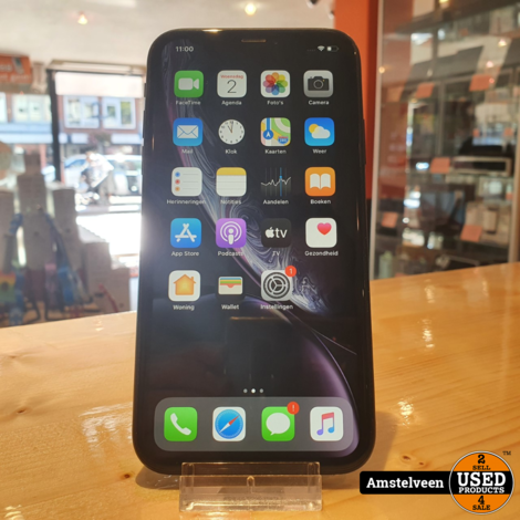iPhone Xr 128GB Space Gray | #1 Nette Staat