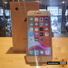 apple iPhone 8 64GB Gold/Goud | incl. Doos & Lader
