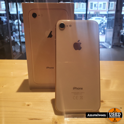 iPhone 8 64GB Gold/Goud | incl. Doos & Lader