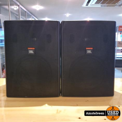 JBL Control 28 Compact Speakers Zwart/Black | Nette Staat