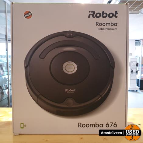 iRobot Roomba 676 - Robotstofzuiger | Nieuw in Doos