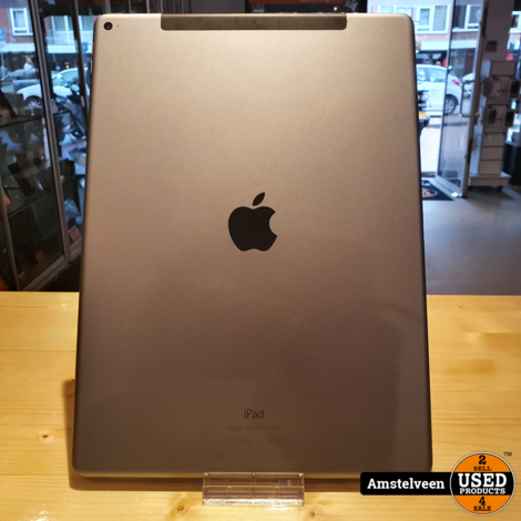 iPad Pro 12.9-inch 2015 128GB WiFi & 4G Space Gray | Nette Staat