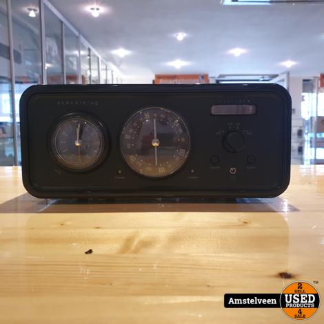 Bernstein RAC-20 met klok & alarm functies | Nieuw
