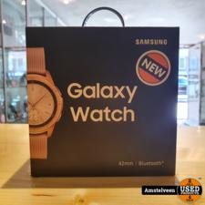 Samsung Galaxy Watch (42mm) Rosé Goud | Nieuw in Seal