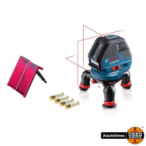 Bosch Blauw GLL3-50 Lijnlaser | Nieuw in Doos