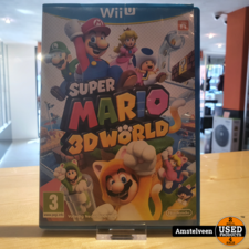 Nintendo Wii U Game: Super Mario 3D World