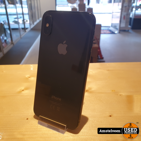 iPhone Xs 64GB Space Gray | Nette Staat