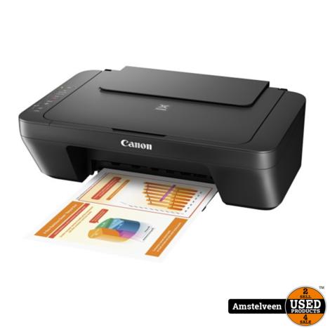 Canon PIXMA MG2555S All-in-one Printer Zwart/Black   Nieuw in Doos