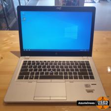 HP Hp Folio 9470 15.6-inch | 8GB i5 256GB SSD | incl. Lader
