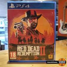 Playstation 4 Game: Red Dead Redemption II