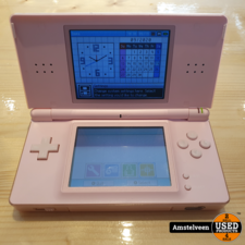 Nintendo Nintendo DS Lite Pink/Roze | Nette Staat